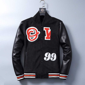 Письмо люди стрелка Положения куртки Пользовательского бейсбол Varsity Jacket кожа рукав Леттерман куртка Top качество настраиваемой Леттермана куртка