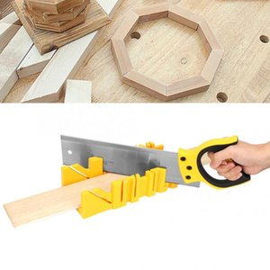 12 inch ABS Plastic Multiple Angle Clamping Mitre Box with 14 inch Back Saw Wood Working Hand Tools Domestic Delivery
