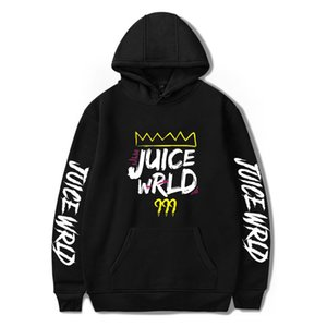Rapper Juice Wrld Hoodies sweatshirts Men Women free shipping kpop 2020 Streetwear Hooded Pullovers Rip Juice Wrld Hoody