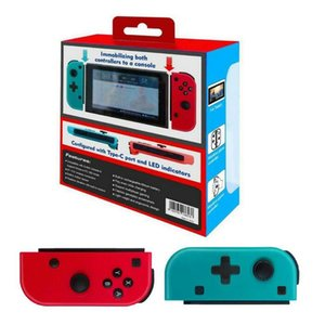 Bluetooth Gamepad Wireless PRO Handheld Game Controller Dual Joystick for Nes Switch Console Accessories for Joy Con Handle Stick
