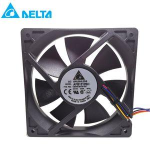 for delta fan AFB1212SH 12CM 120MM 12025 12V 0.80A Cooling Fan 2-p 3400 rpm 113CFM