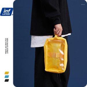 Inflazione Fashion Fanny Packs Borsa a vita per uomo Lettera Lettera stampata Borsa a tracolla Uomo Travel Shoulder Zipper Pack 214ai20201
