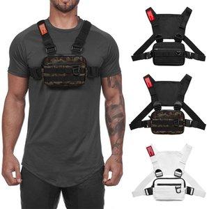 Explosive sports outdoor bag tactical backpack outdoor multifunctional training equipment waterproof and wear-resistant adjustable vest men