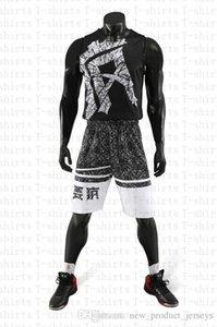 NCAA2019 Heiße Verkäufe Top Qualität Schnelltrocknende Farbe Matching Drucke nicht verblasst Basketball Jerseys6549155661546534343