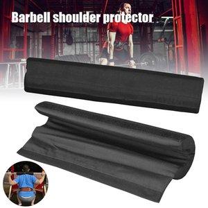 Hot Barbell Shoulder Protector Pads Weightlifting Protectors Shoulder Protection Pads Training Fitness MVI-ing