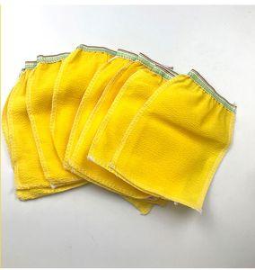 Marokko Handschuhe Bad schrubben Peeling Handschuhe Hammam Peeling mitt magische Handschuh Peeling tan Entfernung mitt OWC3245 Peeling