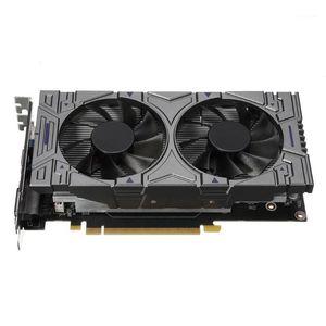 Вентиляторы Охлаждения Edition 4G 128bit DDR5 1050TI GeForce GTX 1050 Ti Video Game Graphic Card1