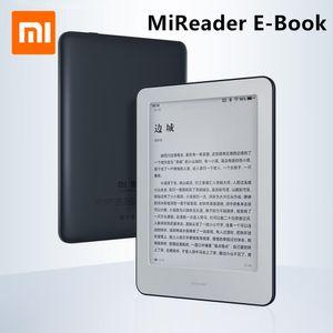 New Original Xiaomi MiReader E-book Smart Office Artifact Home E-book Reader Touch Ink Screen Backlight Reader WiFi 16GB Memory