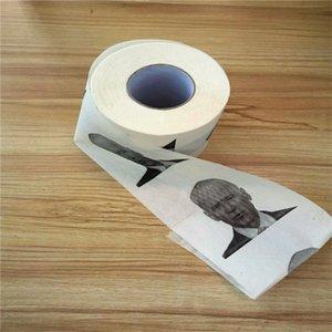 Regalos rollo divertido manera de la novedad Joe Biden Humor Gag Cocina Baño de pulpa de madera papel higiénico impreso servilletas de papel DBC BH3890