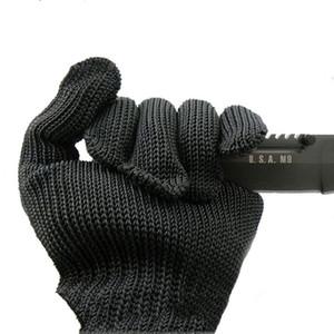 قفازات سلامة أسلاك الفولاذ المعادن زوج مكافحة القطع قطع الفولاذ المقاوم للإثبات شبكة حماية 1 العمل تنفس bbyPd bdehome