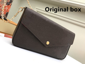 2020 Сумка на плечо дизайнер роскошные сумки кошельки сцепления сумки дизайнерские сумки женские кожаные сумки кошелек сумка для женщин кошелек