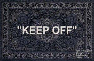 Home carpet trend high quality carpet IK- KEEP OFF -EA warm rug Cashmere Comfortable and soft carpet
