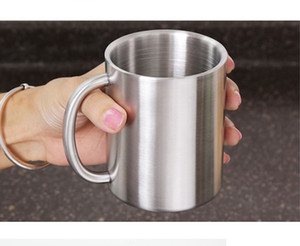 Stainless Steel Tumblers 30 20 12 10 oz Large Capacity Sports Cups best quality Mugs by DHL
