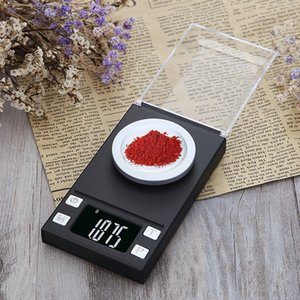Mini Electronic Digital Scale Jewelry Diamond Balance Scale Pocket Portable Lipstick Scale 10g 20g 50g 100g