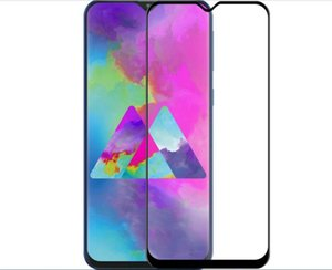 Tempered Glass Full Coverage Film Protection Shield Screen Protector for Samsung Galaxy M10 M20 M30 M30S A40 A41 M51 M31 A31 A10S A70S A20S