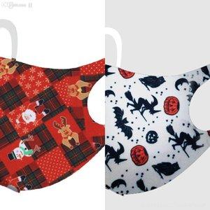 Обложка Dust Tsv9t Christmas Face Wjmbx XZ Рождество Рот Мода MasksWashable Анти Маски Снежинка Санта-Клаус Маски Eggvf
