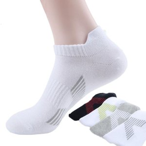 Profession Chaussettes Courir Hommes Coton Basketball respirant Anti Slip Outdoor Sport Cyclisme Marche Femmes No Sweat Athletic Sock