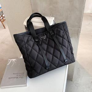 HBP 2020 Большая способность Торговые сумки Женщины Сумочка Кошелек Леди Вдохновляет Нейлон Невазные Томасные Модные Сумки