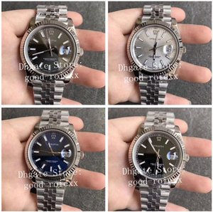 Men's N V3 Version Automatic Cal.3235 Movement Watch 126334 Steel Jubilee Bracelet NoobF Factory Swiss Men Mechanical Eta Waterproof Watches