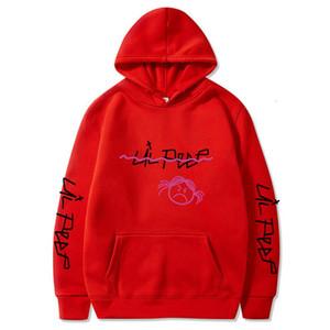 Lil Peep Hoodies Love lil.peep men Sweatshirts Hooded Pullover sweatershirts male Women sudaderas cry baby Men Hoodie Streetwear