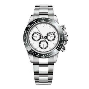 watch Men Watches 41mm Stainless Steel Luminous Waterproof Calendar Fashion Sports High Quality Automatic Mechanical