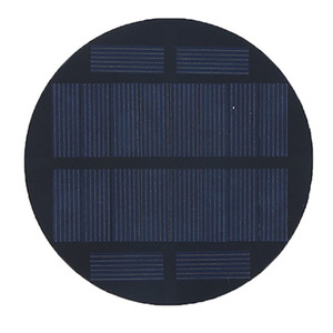 Solar Epoxy Panel Polycrystalline Silicon High Quality Solar Charger Polycrystalline Solar Panel Photovoltaic Panel 95 MM