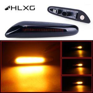 Car Blinker Lamp LED Canbus Turn Signal Dynamic sequential Side Marker Light For E46 E36 E60 E61 E87 E88 E90 E91 X1 X3 X51