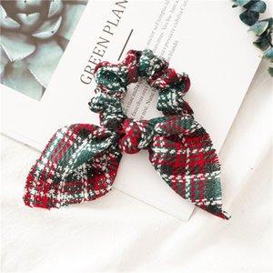 Flower Headband Regalo di Natale Donne Band Rabbit Fandbands Scrunchie Pack Bandeau Tiara Moda Accessori per capelli Party Favori GWWE4370