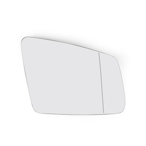 Areyourshop Car Wing Right Side Mirror Glass Aspherical Heated Fit For Benz S C E-class W212 W204 Car Auto Accessories Parts