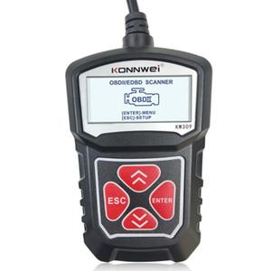 Professional Car Code Reader Diagnostic Scan Tool KW309 OBD2 Scanner U90C