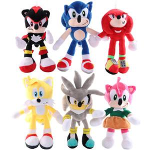 SONIC peluche Toy Dolls # 283 Sonic le hérisson en peluche Jouets Anime Figure pour cadeau d'anniversaire 200928