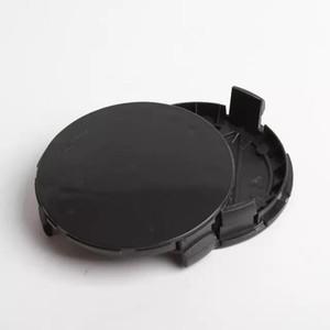 Nuovo ABS 20 PZ 75MM 3 PIN blu scuro Full Black Black Car Wheel Center Hub Caps Cover Cap Badge Emblem per CLA CLS A1714000025 Accessori per auto