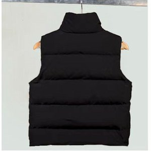Fashion vests Down jacket vest Keep warm mens stylist winter jacket men and women thicken outdoor coat essential cold protection size S-2XL