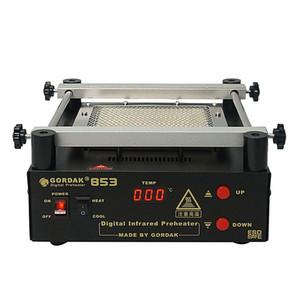 GORDAK 853 BGA Rework Station High Power ESD IR for PCB Preheater Reballing Desoldering Europe tax free
