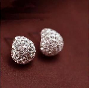 Earings for Woman Fashion Earring earrings 925 Silver Gold Plated Stud Earrings