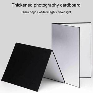 Beleuchtung Studio-Zubehör 1 PC 3 IN1 Mehrzweck verdickte doppelseitige klappbare Karton für die POGRY