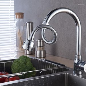 Faucet Spout Bathroom faucet spatter - proof head extension device kitchen general purpose stereotypes splash universal can bend1