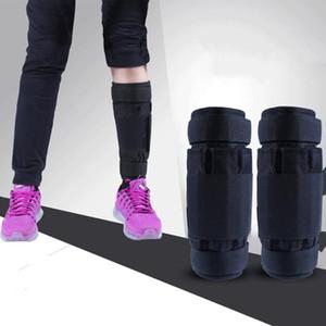Brazo ajustable / Tobillo Equipo de entrenamiento de Pesos Pesos Sandbag 1-20kg Entrenamiento de peso para boxeo Gimnasio Correr