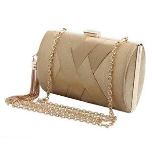 amazon hot sell bags for women 2020 luxury handbags women bags designer clutch evening bag tassel bolsa feminina dropshipping
