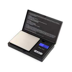 500g x 0.01g Black Pocket Size Electronic LCD Digital Personal Precision Jewelry Scale, Diamond Gold Balance Weight Scales DHL
