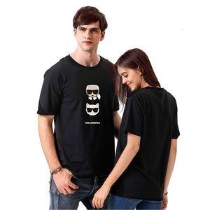Smzy Karl Tshirt Summer Tag свободной девушка футболка Мода Смешная Печать Tshirt Мальчик Белый Повседневные Женщины Дешевые футболки Q190518 69BE7WPMRT4BACIU