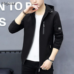 Men Jacket Streetwear Lightweight Plus Size Mens Jackets and Coats Hot Sale Fashionable Males Black Coat Windproof 4XL Clothes