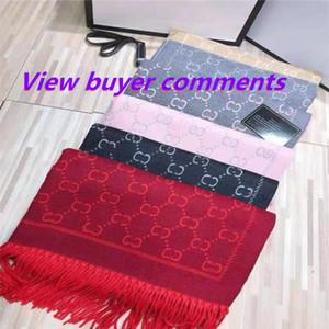 Зимний шарф унисекс 100% шерстяные шарфы классические буквы обертываются унисекс женские и мальчики кашемировые шали хромые шали оригинальные