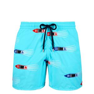 Vilebre MEN SWIMWEAR HERRINGBONES TURTLES Newest Summer Casual Shorts Men Fashion Style Mens Shorts bermuda beach Shorts 51452
