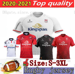 2021 Ulster Rugby Jerseys casa longe kukri shirt maillot de rúgbi ULSTER National Rugby League Mens Tamanho S-3XL Top Quality