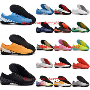 2020 top quality mens soccer cleats Mercurial Superfly 13 Academy TF soccer shoes botas de futbol football boots sneakers CR7 neymar ronaldo