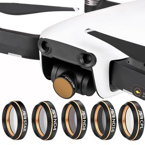 5 in 1 HD Drone Star Effect ND4 ND8 ND16 CPL Lens Filter Kits for DJI MAVIC Air