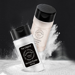 Brighten Concealer Waterproof Cosmetic Oil Control Multi-function Casement Baking Loose Powder Colorless Honey Pepper Powder sweat proof