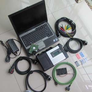 MB Star C5 SD Connect C4 with software 09 2020 & Laptop D630 for Auto Diagnosis SD Connect C5 WIFI Diagnose Scanner