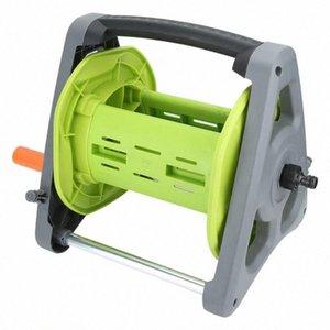 Anti-Korrosions-Garten Wasserschlauch Wagen Wasserrohr Storage Rack Reel Gartenzubehör für 20m Schlauch Garden Supplies lNqB #